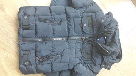 świetna ciepła zimowa kurtka ideał warto r.116