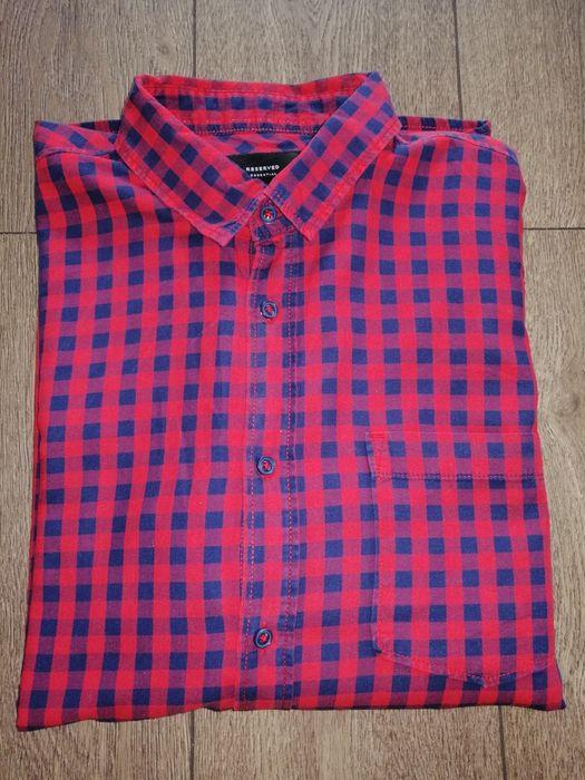 Koszula męska, Reserved, rozm. XXL Oleśnica - image 1