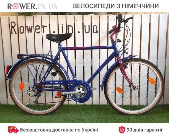 Велосипед з Німеччини бу алюмінієвий Kettler Alu Rad 26 M74/ Велосипед