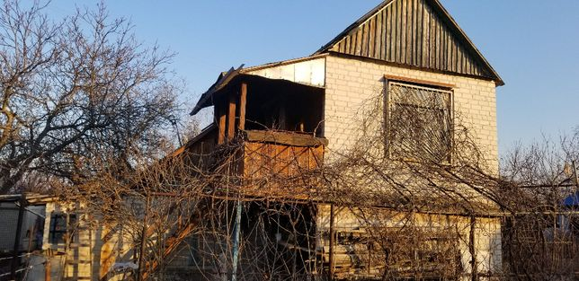 Дача Дом в городе гранитный карьер Возможен Обмен