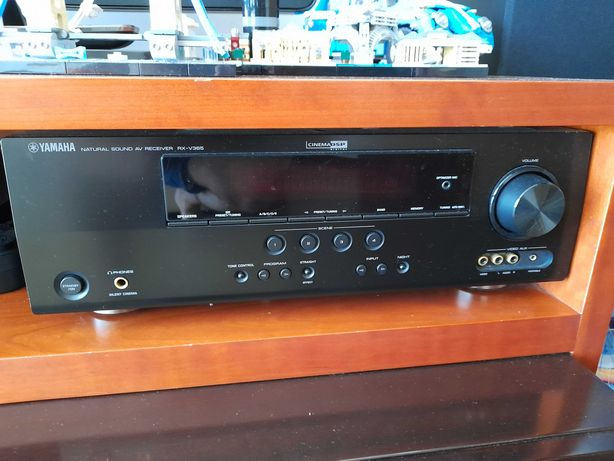 Excelente Amplificador YAMAHA RX-V365
