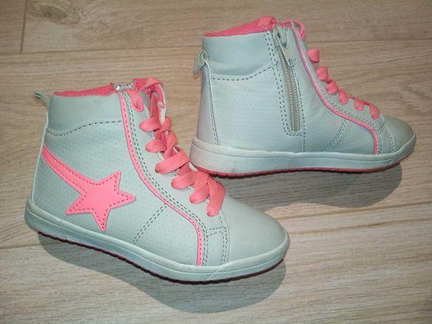 Buty, buciki dla dziewczynki