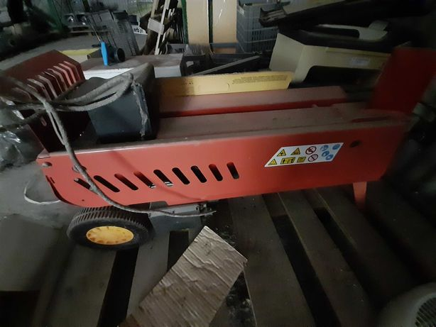 Vendo cortador de lenha electrico novo