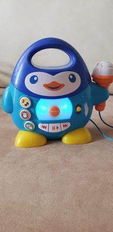 Інтерактивна музична іграшка-плеєр