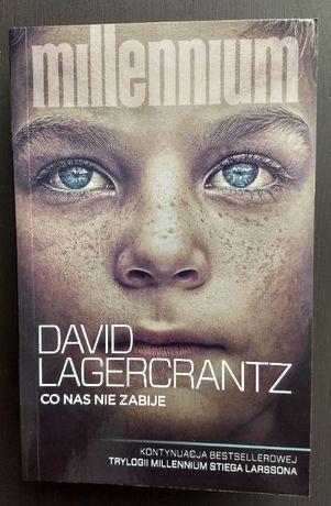 Co nas nie zabije - David Lagercrantz cykl: Millennium