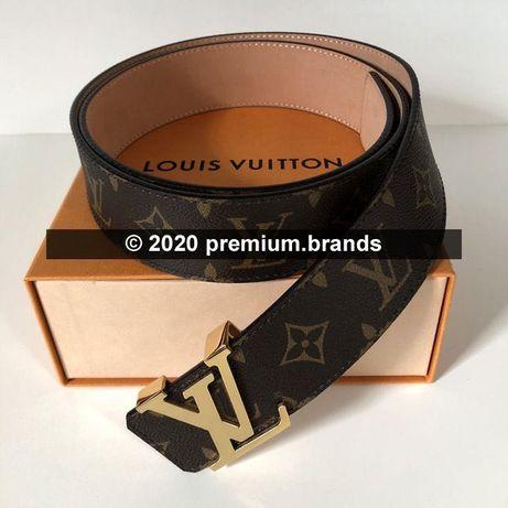 Pasek Louis Vuitton LV Initiales 40mm M9608 z pudełkiem