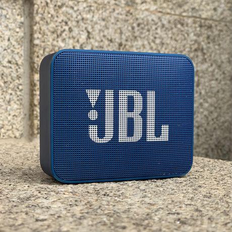 Coluna JBL GO 2 Azul
