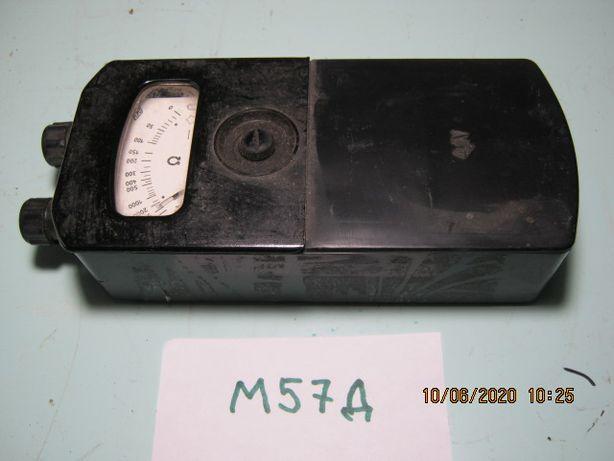 Ометр М57Д 20 Ом-1500Ом тряско захищений