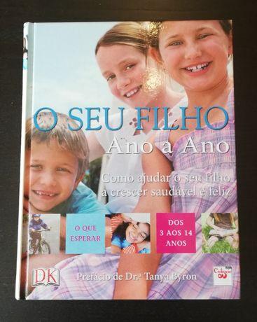 Livro O seu filho mês a mês