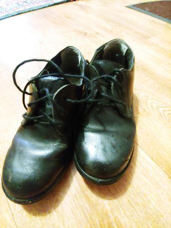 Туфли кожа для мальчика