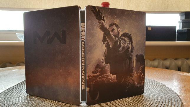 Call of Duty Modern Warfare 2019 Steelbook