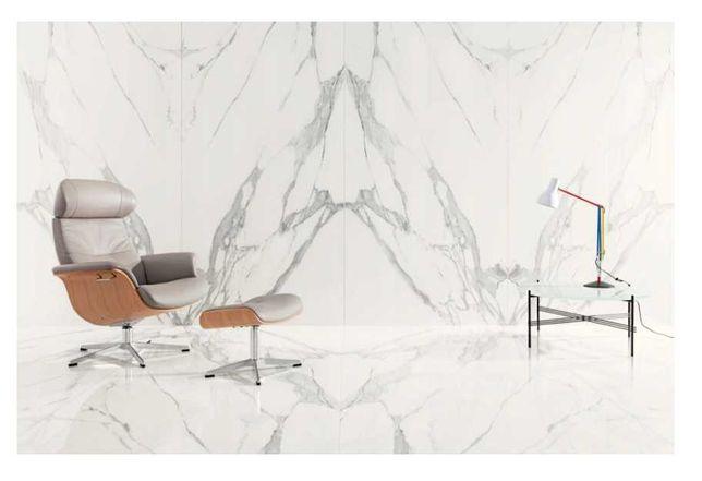 Płytka Matowa Specchio Carrara Tubądzin Wielkoformatowa Satyna