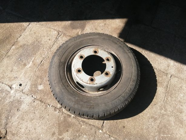 Koło felga opona lt  VW 5jx14 h2 185r 14c