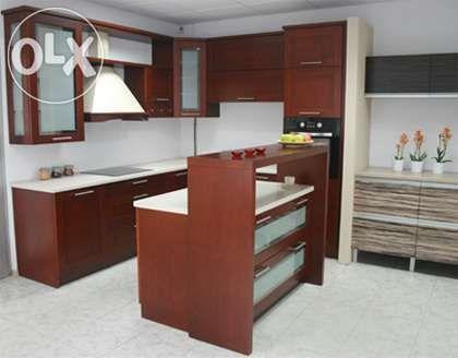 Kuchnie, szafy wnękowe, meble biurowe!!!