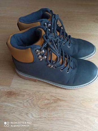 Jesienno-zimowe buty chłopięce