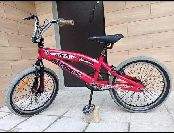 Велосипед трюковий BMX MACHINE-bmx 4000грн