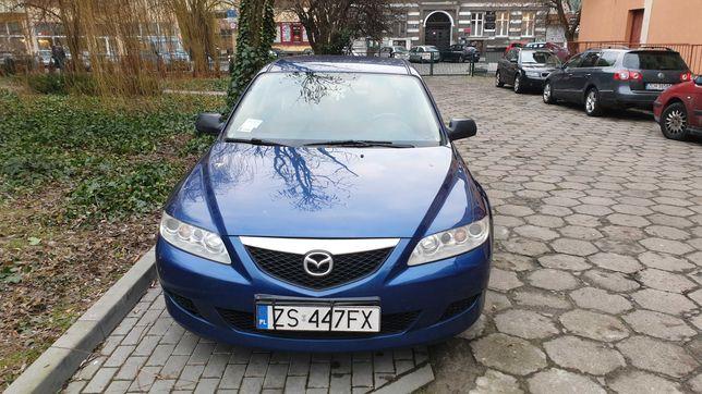 Mazda 6 na cześci