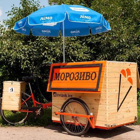 Готовый бизнес,велорикша,рікша,рикша, Магазин на велосипеде