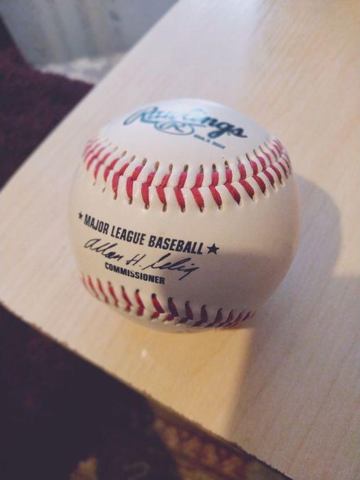 Бейсбольний м'яч команди Atlanta Braves Хмельницкий - изображение 1