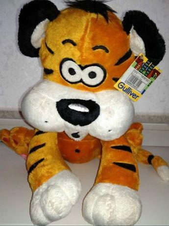 Новая мягкая игрушка тигренок тигр