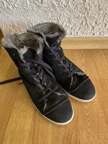 Кеди,черевики,ботинки зимние,зимові