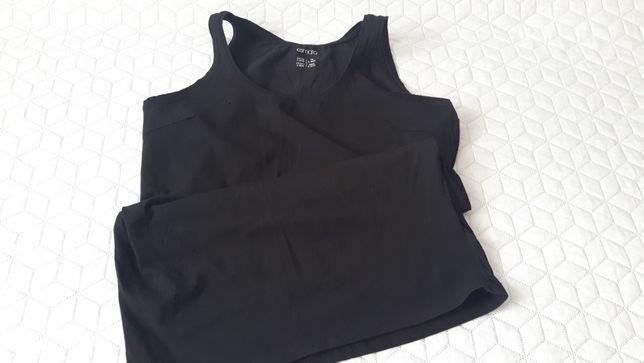 Koszulka ciążowa na ramiączkach, rozm. S