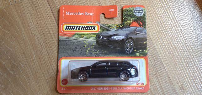 Rezerwacja - Matchbox Hot Wheels Mercedes CLA Shooting Brake