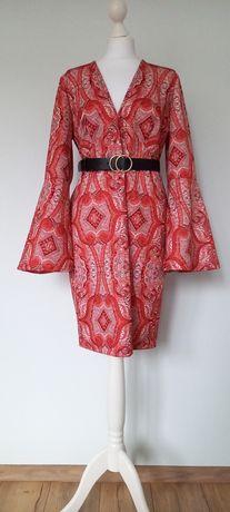 Nowa sukienka orient 44/46