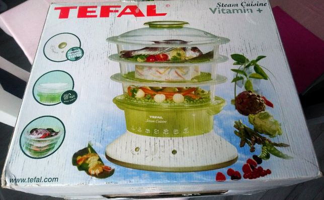 Urządzenie do gotowania na parze TEFAL