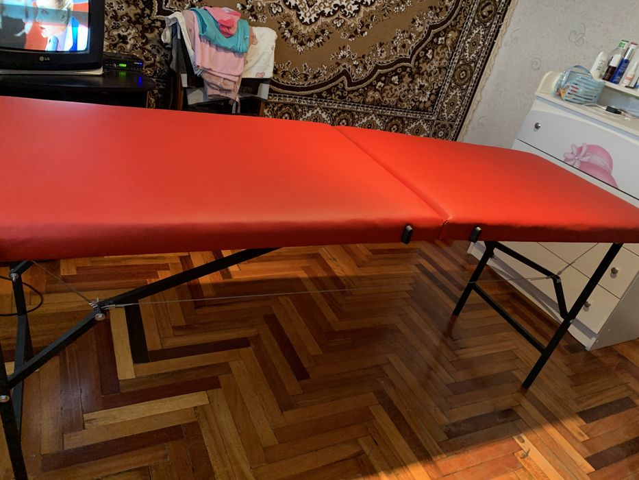 Кушетка для косметолога, наращивание ресниц, массаж Запорожье - изображение 1