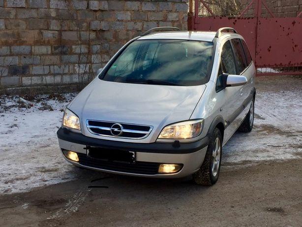 Opel zafira А 1.8  газ/бензин