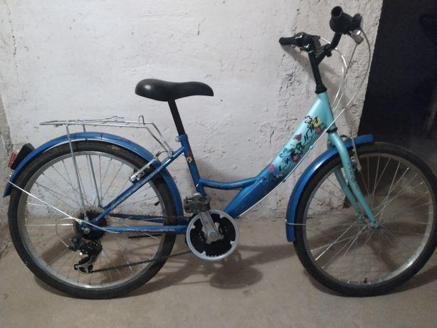 Rower Laguna dziewczęcy