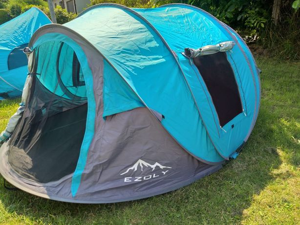 Namiot turystyczny EZOLY POP UP 3-4 osobowy