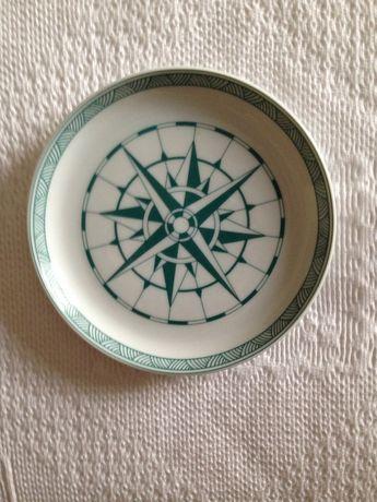 Pires de porcelana da Vista Alegre 80 anos BPA