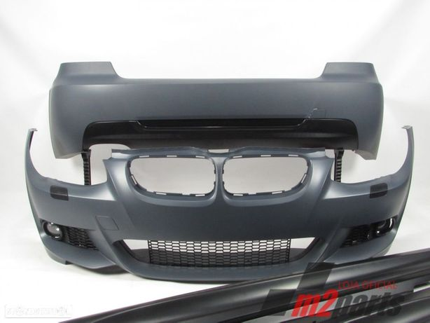 KIT M/ PACK M BMW Serie 3 Convertible (E93)/ Coupe (E92) LCI BODYKIT COMPLETO AB...