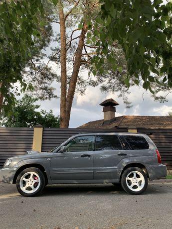 Subaru Forester 2.0 300+ л.с