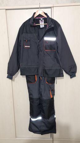 Спецодежда комплект: полукомбенизон и куртка. распродажа