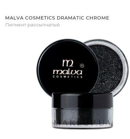 Пигмент рассыпчатый черный Malva