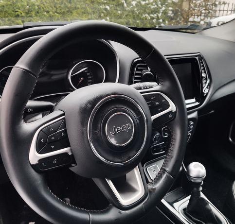 Jeep Compas salon 2018 1,4 benzyna