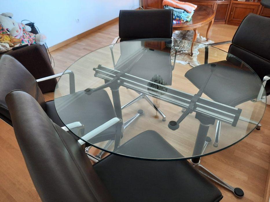 Mesa + cadeiras Celorico (São Pedro E Santa Maria) E Vila Boa Do Mondego - imagem 1
