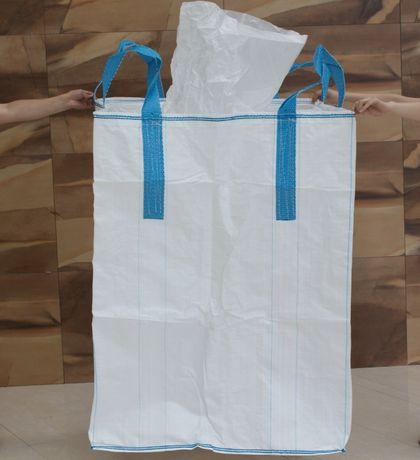 Worki big bag w najlepszej cenie/nowy worek 90x90x110 cm!