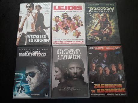 Filmy dvd lejdis, wszystko co kocham, tarzan