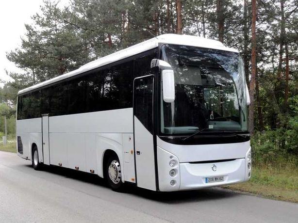 Okazjonalny przewóz osób,wynajem busów i autokarów.