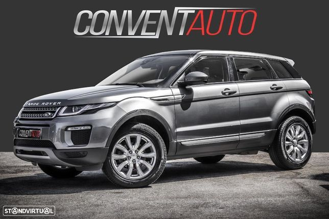 Land Rover Range Rover Evoque 2.0 eD4 SE Dynamic