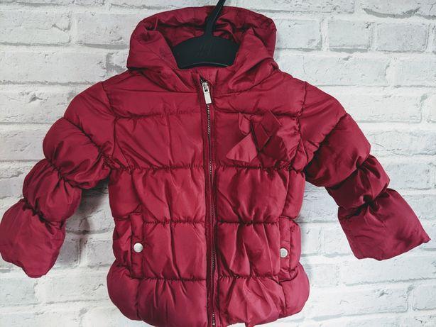Zara baby Limited edytion kurtka zimowa jesienna  74 cm 9-12 m-cy