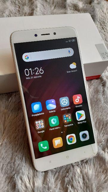 Xiaomi Redmi 4X 3/32 GB - stan b. dobry, okazja, polecam!!!