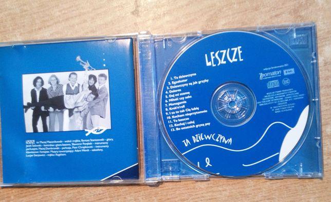 CD Leszcze ta dziewczyna