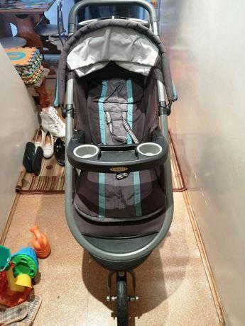 Wózek dziecięcy Graco Fastaction Fold