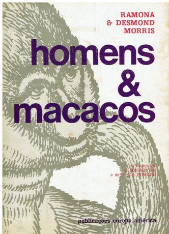 3155 Livros de Desmond Morris
