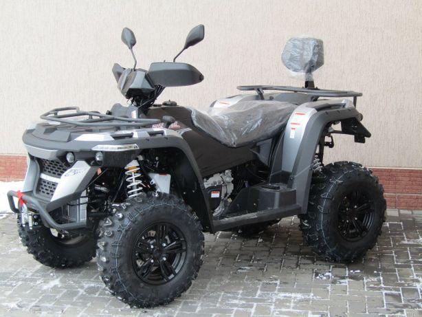 Квадроцикл LINHAI M550L 4х4 Новый2021!!! Доставка/Сервис/Гарантия